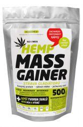 Zelená Země Konopný Mass Gainer 500 g
