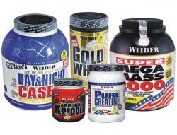 30.09.2017 - Prémiová značka Weider za skvělé ceny opět v nabídce
