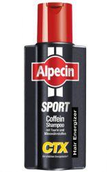 Alpecin SPORT kofeinový šampon CTX 250 ml