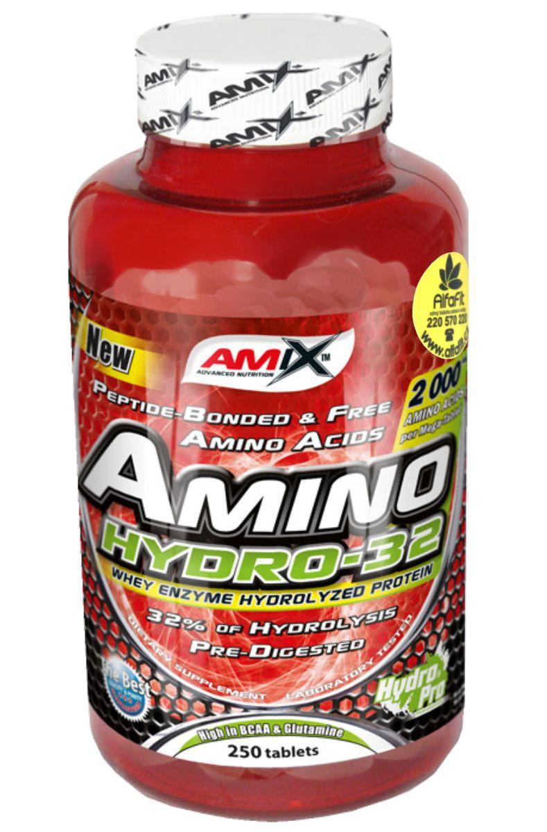 Amix Amino Hydro 32 - 250 tablet