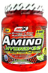 Amix Amino Hydro 32 ─ 550 tablet