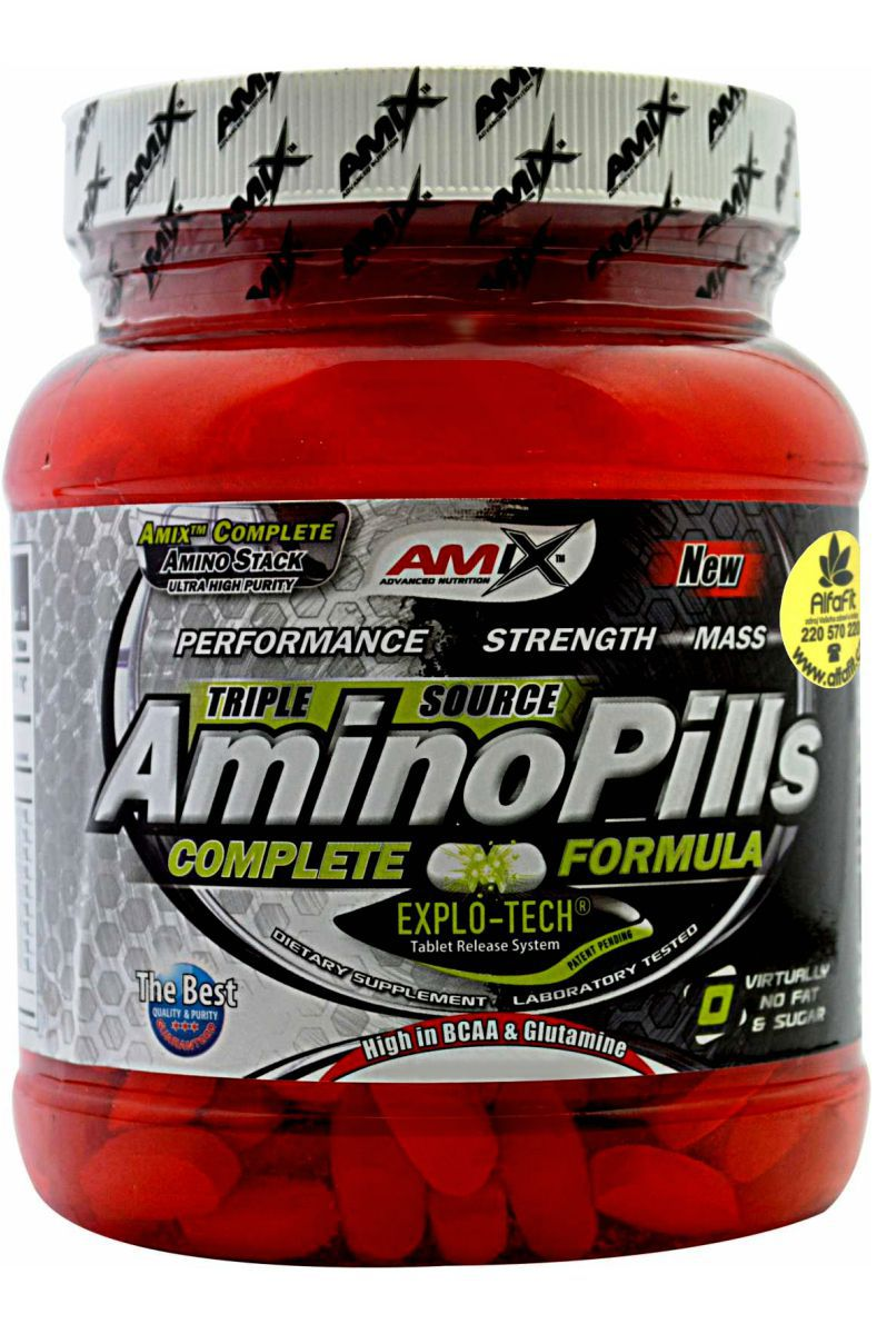 Amix Amino Pills 660 tablet