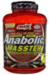 Amix Anabolic Masster 2200 g příchuť vanilka