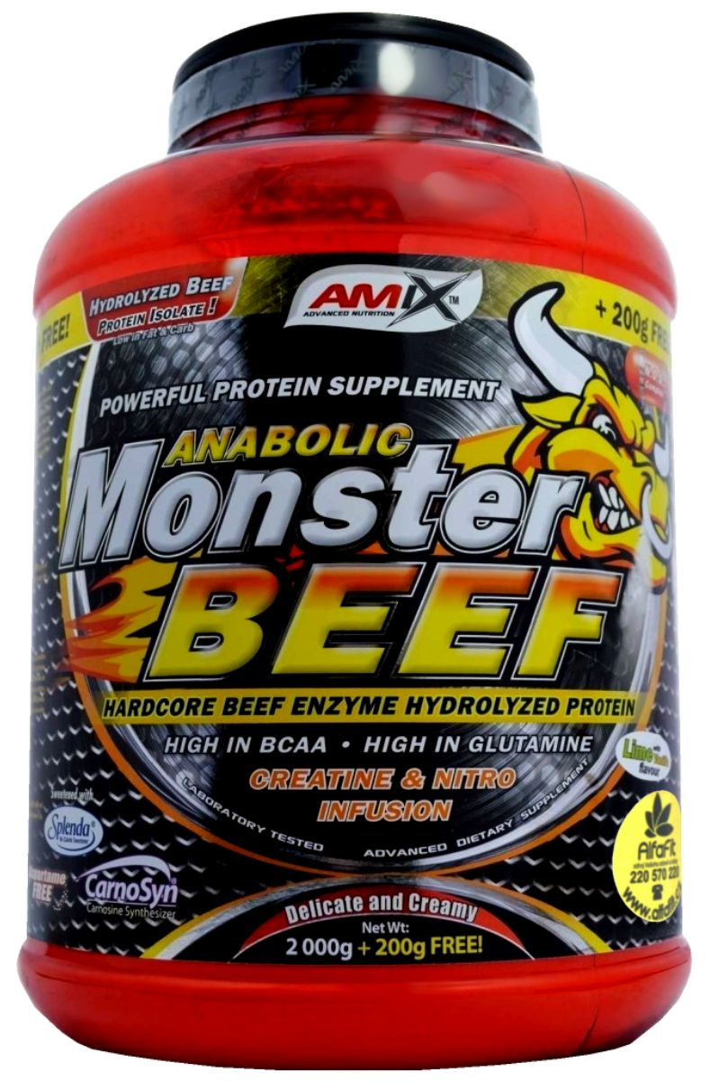 Amix Anabolic Monster Beef Protein 2200 g
