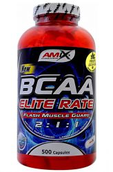 Amix BCAA Elite Rate 500 capsules