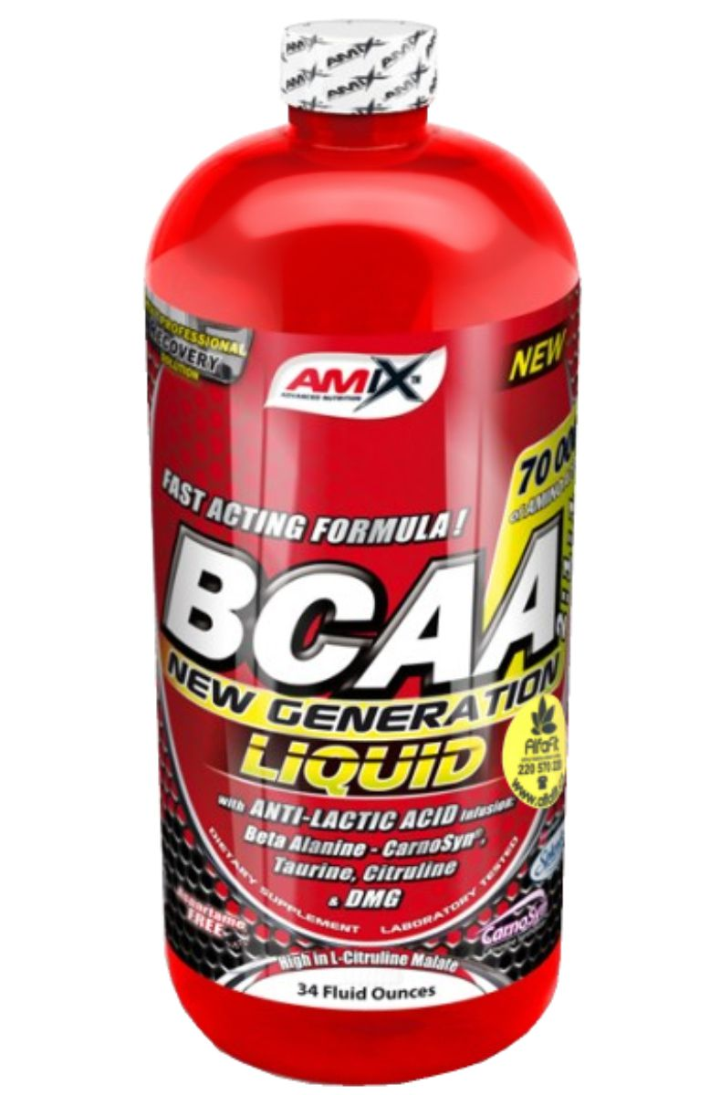 Amix BCAA Liquid New Generation 1000 ml