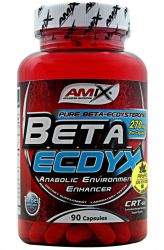 Amix Beta Ecdyx Pure 90 Kapseln