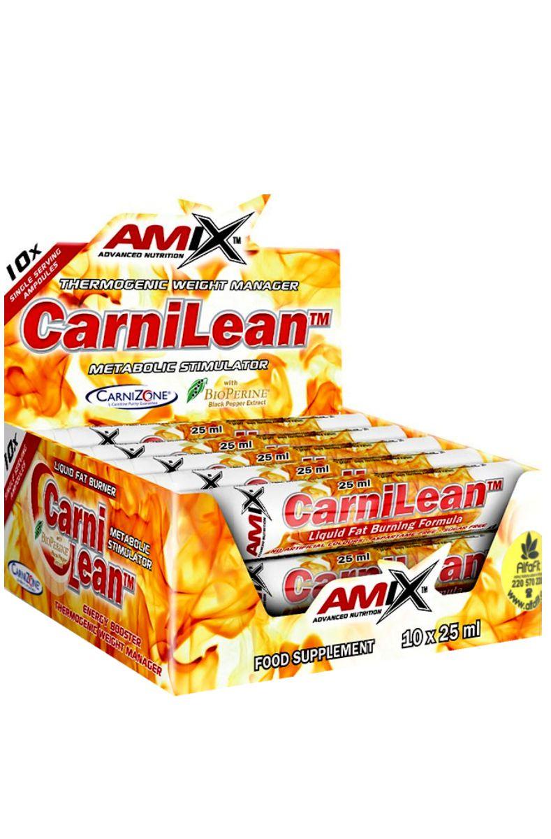 Amix Carni Lean 10 x 25 ml