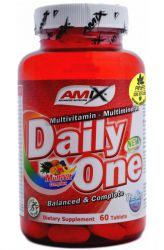 Amix Daily One 60 tablets