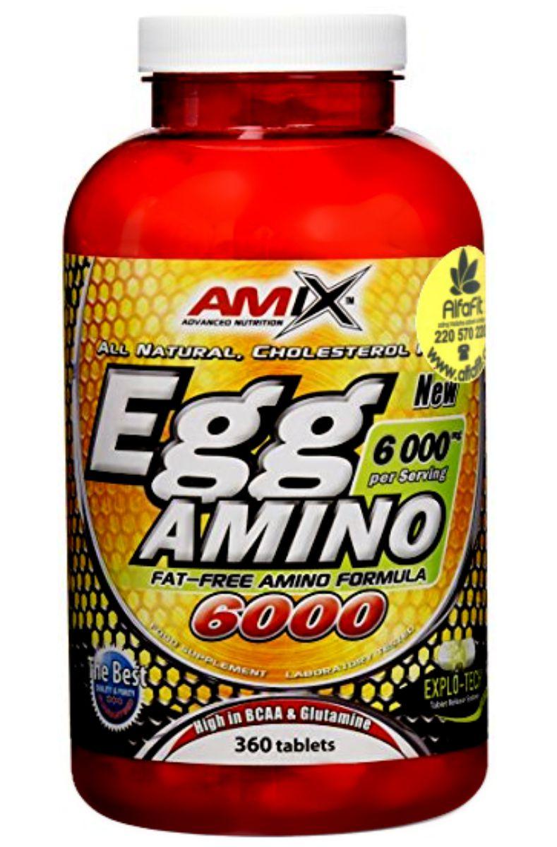 Amix Egg Amino 6000 - 360 kapslí
