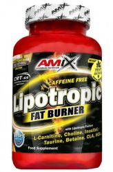 Amix Lipotropic Fat Burner 100 kapslí