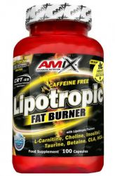 Amix Lipotropic Fat Burner 200 kapslí
