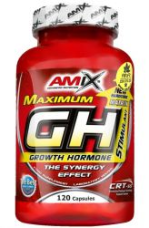 Amix Maximum GH Stimulant – 120 kapslí