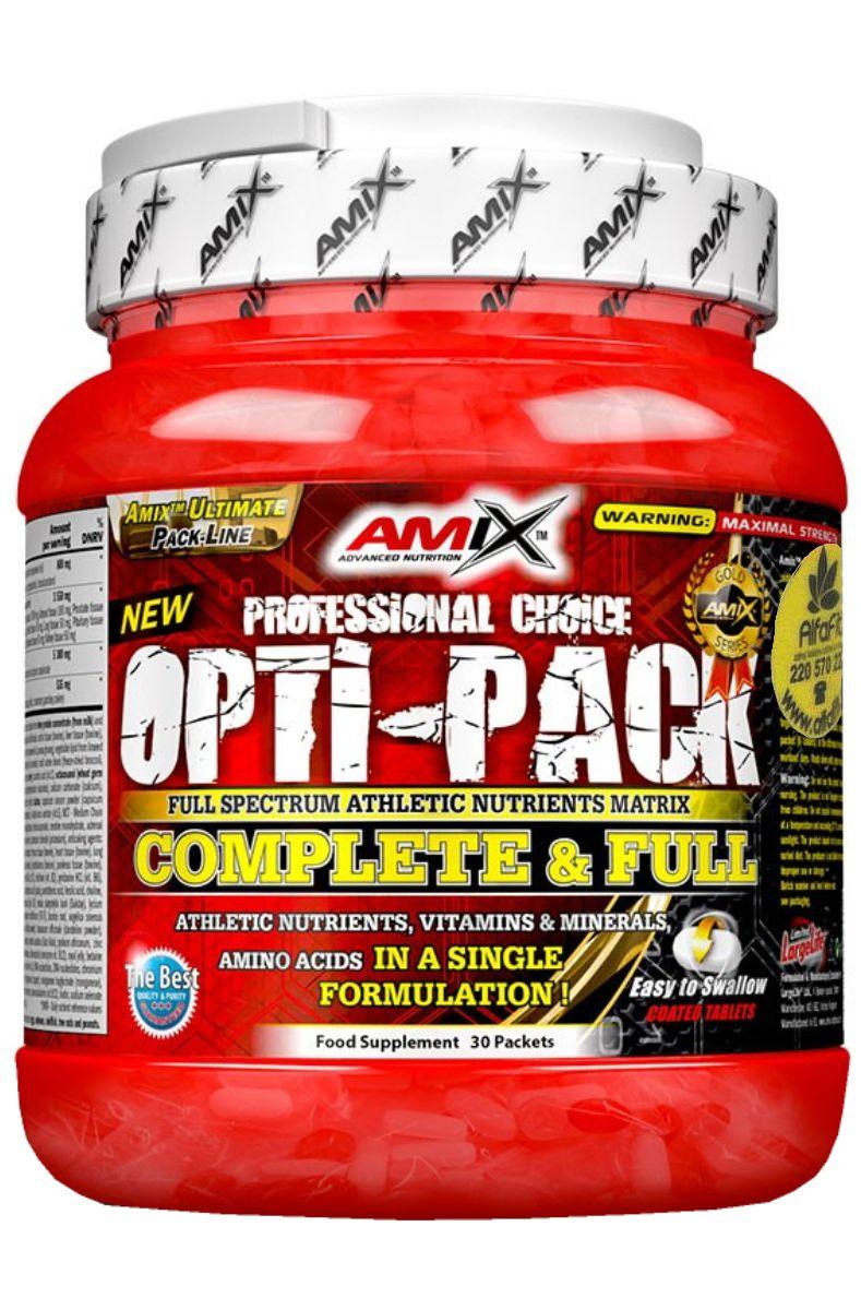 Amix Opti Pack Complete Full