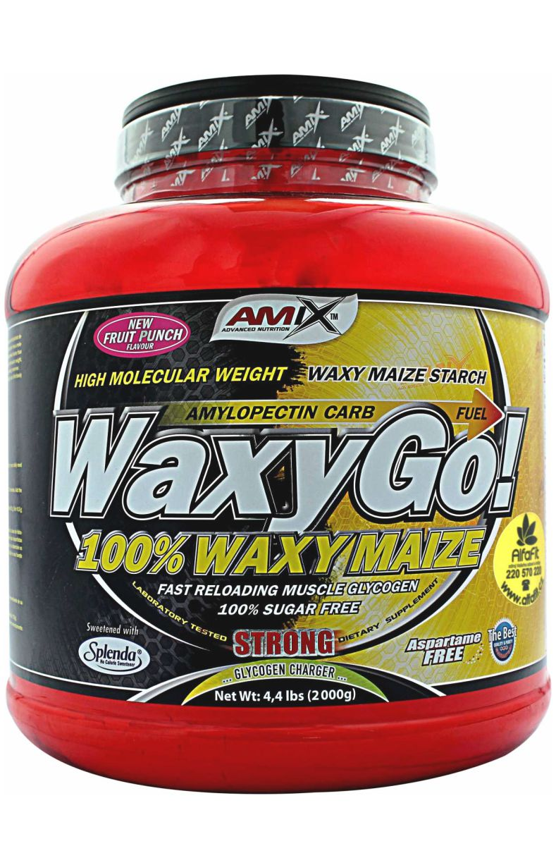 Amix WaxyGo! 2000g