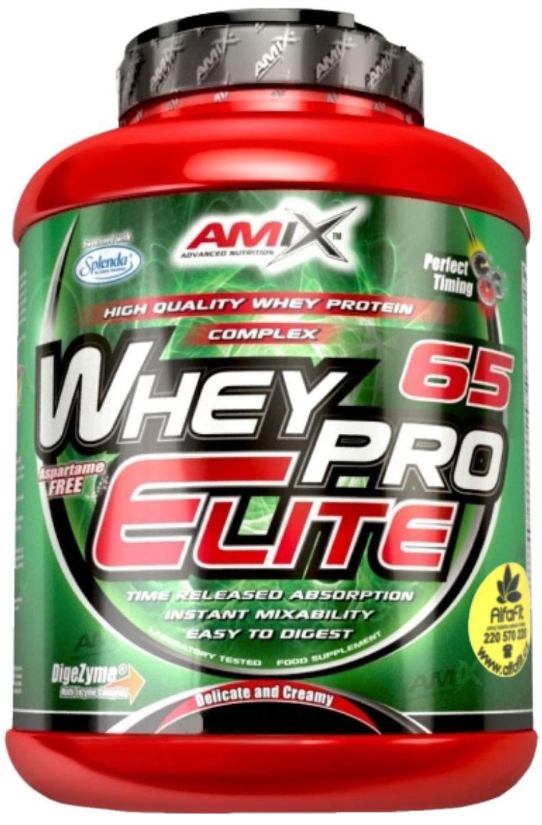Amix Whey Pro Elite 65 - 2500 g