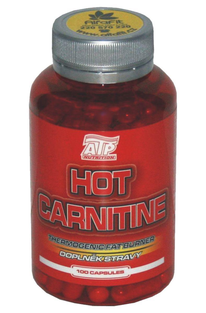 ATP Hot Carnitine 100 kapslí