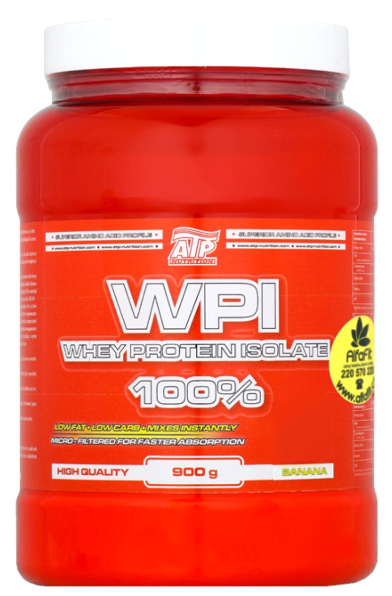 ATP Nutrition Whey Protein Isolate 900 g