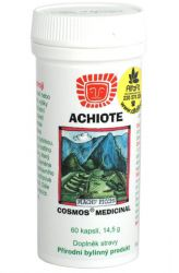 Cosmos Achiote 14,5 g ─ 60 kapslí