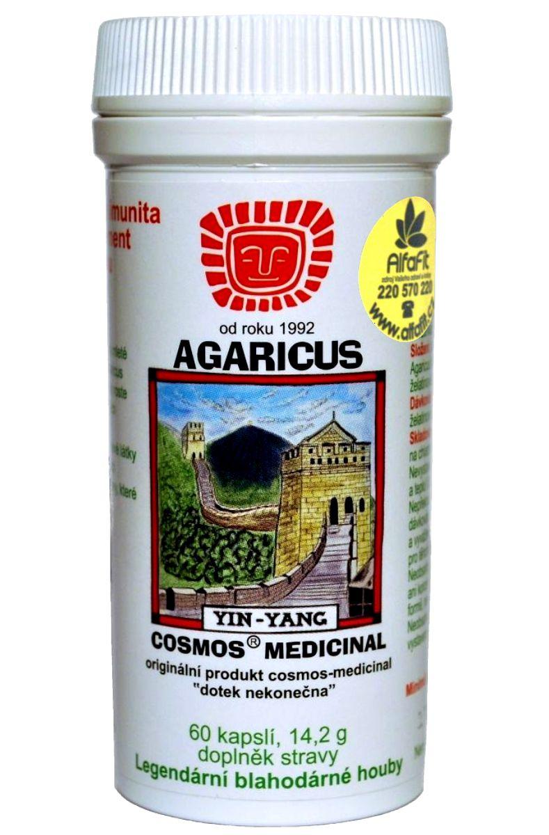 Cosmos Agaricus 60 kapslí