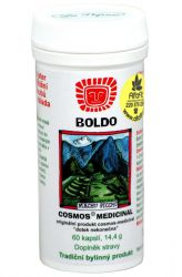 Cosmos Boldo 14,4 g ─ 60 Kapseln