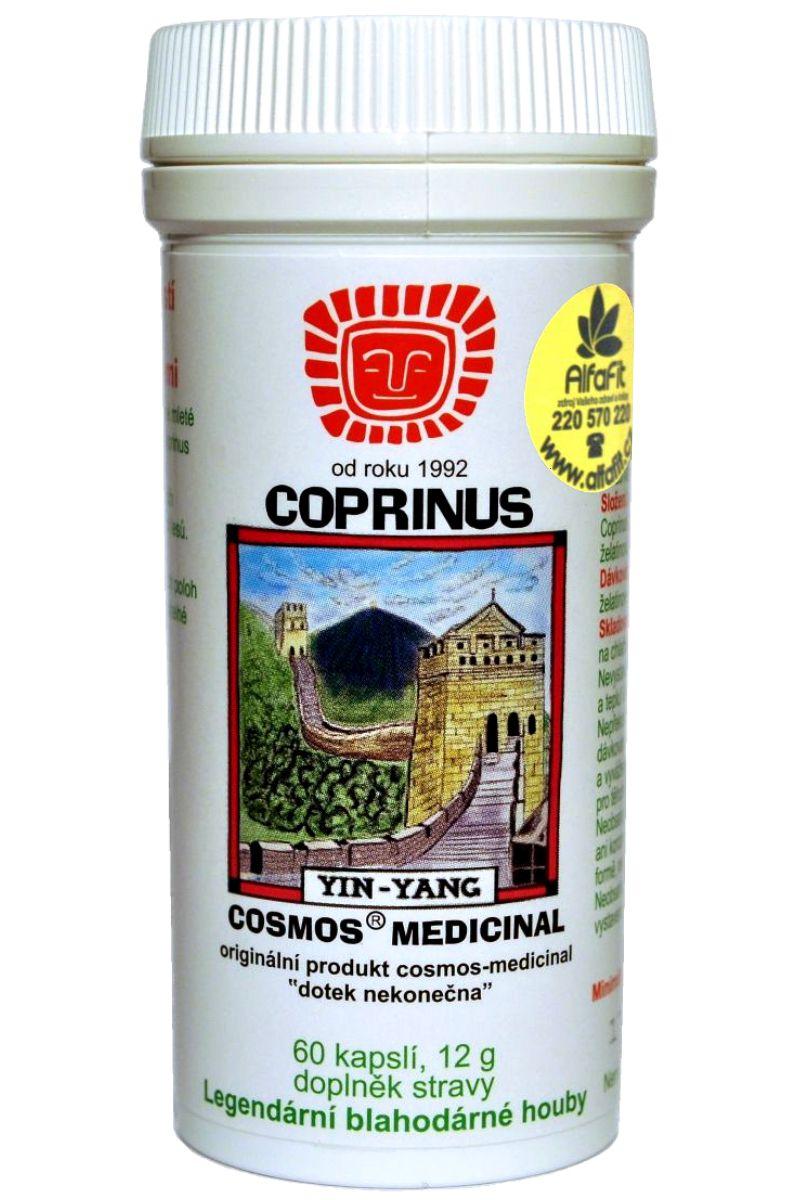Cosmos Coprinus 60 kapslí