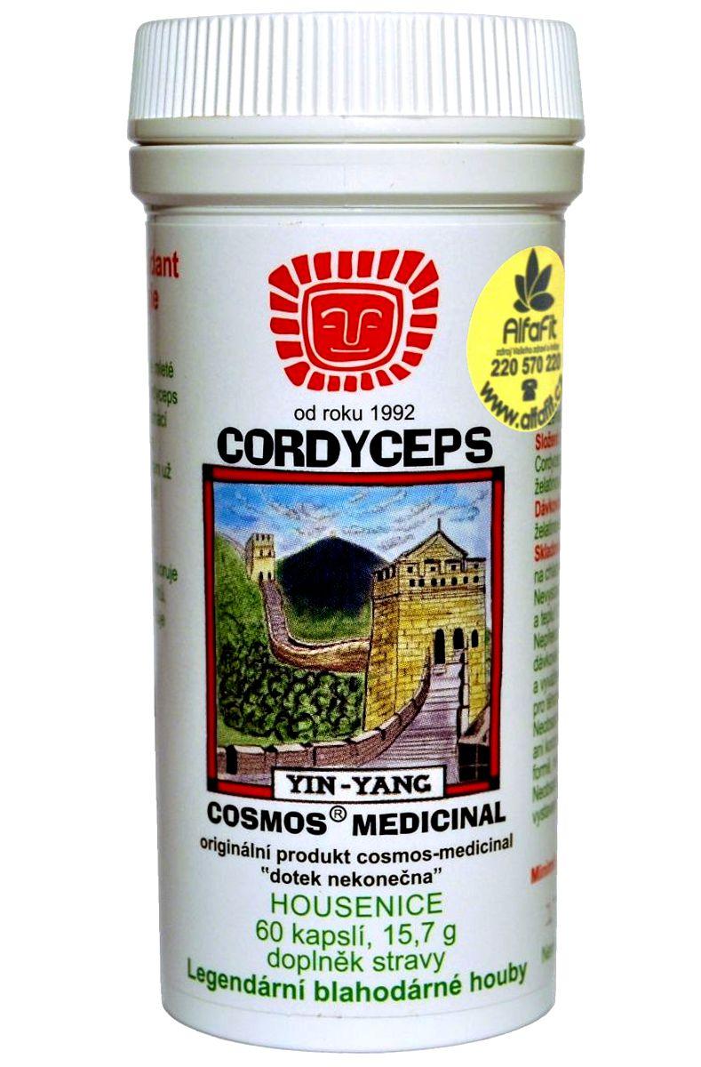 Cosmos Cordyceps 60 kapslí