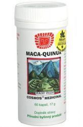 Cosmos Maca quinua 17 g ─ 60 capsules