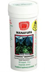 Cosmos Manayupa 12 g ─ 60 kapslí