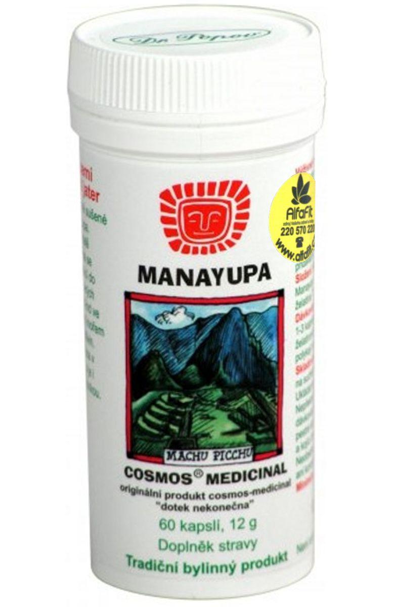 Cosmos Manayupa 60 kapslí