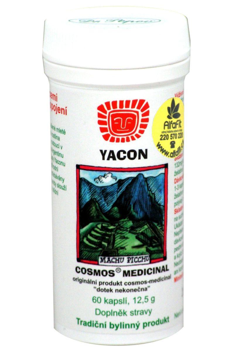 Cosmos Yacon 60 kapslí Dr. Popov