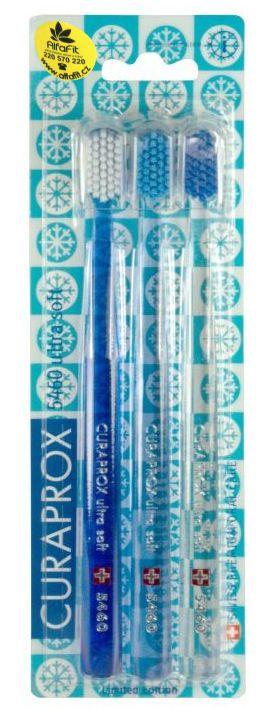 Curaprox Ultrasoft zubní kartáček WINTER