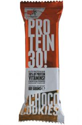Extrifit Protein Bar 30% s vitamíny  ─ 80g