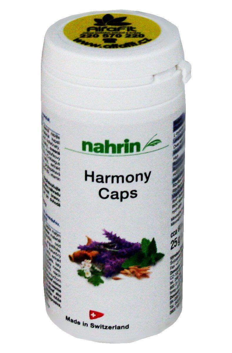 Just Nahrin Harmony caps 60 kapslí