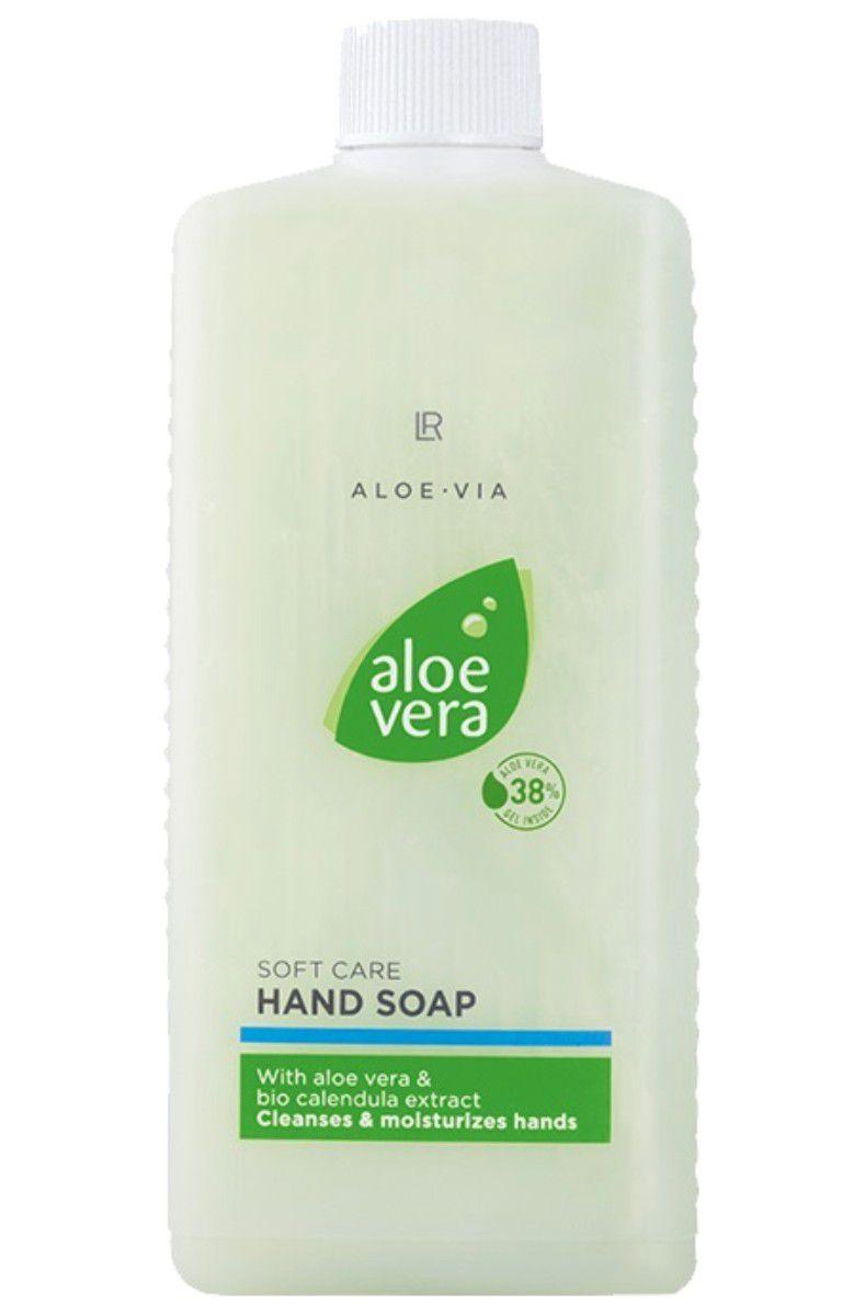 LR Aloe Vera Jemná Mýdlová Emulze – náhradní balení 500 ml