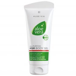 LR Aloe Vera Freedom MSM Body Gel Körpergel 200 ml