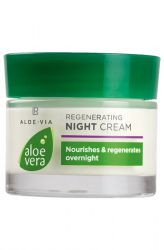 LR Aloe Vera regenerative night cream 50 ml