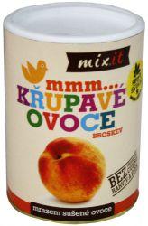Mixit Broskev - křupavé ovoce 50 g
