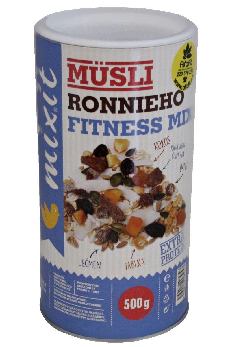 Mixit Ronnieho fitness Mix müsli 450 g