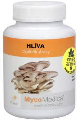 MycoMedica Oyster mushroom 90 capsules