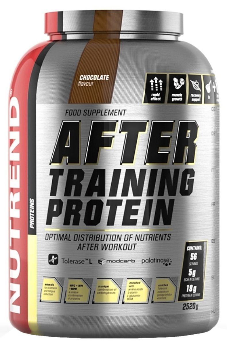 Nutrend After Training Protein 2520 g - příchuť čokoláda