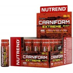 Nutrend CARNIFORM SHOT 10 x 60 ml