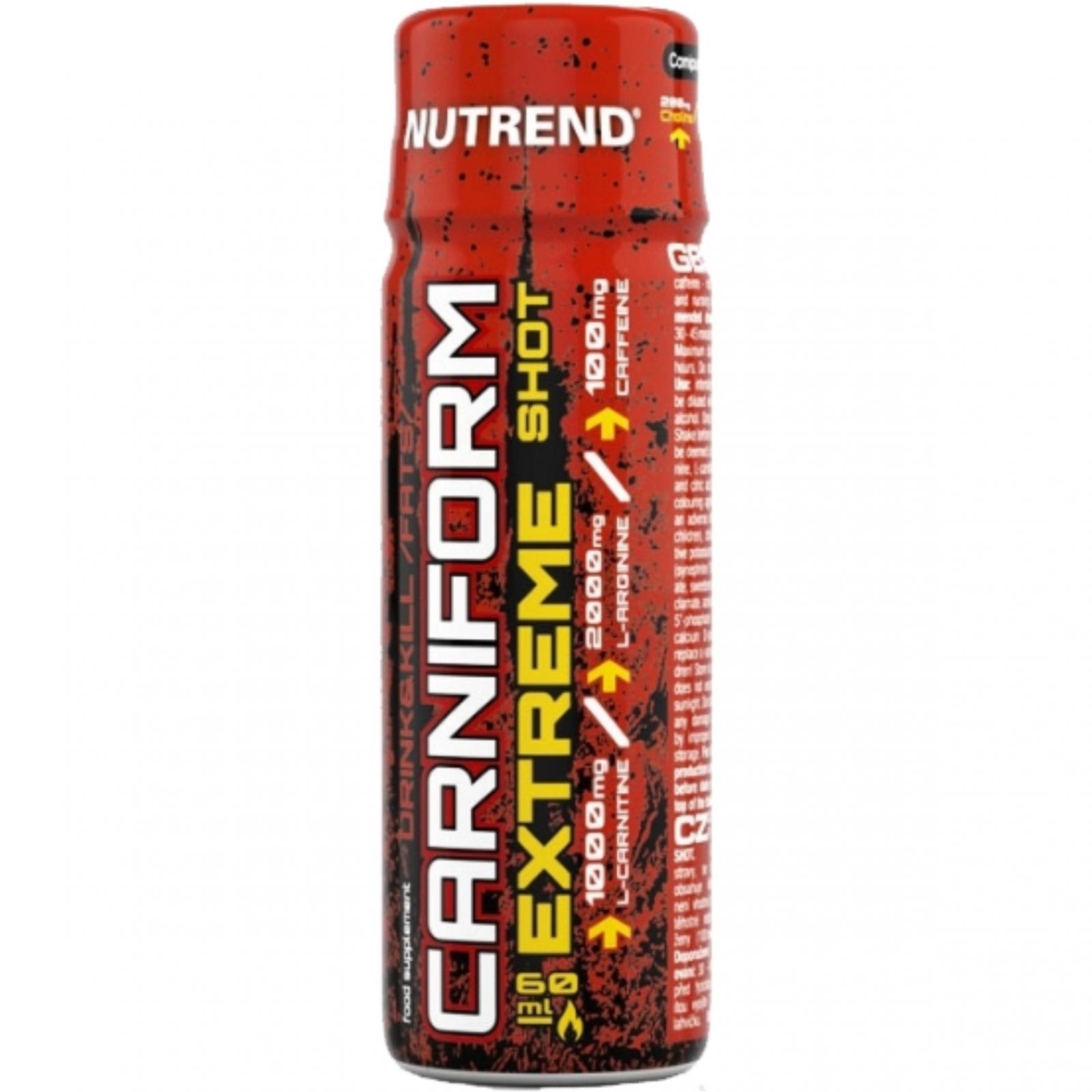 Nutrend CARNIFORM SHOT 60 ml