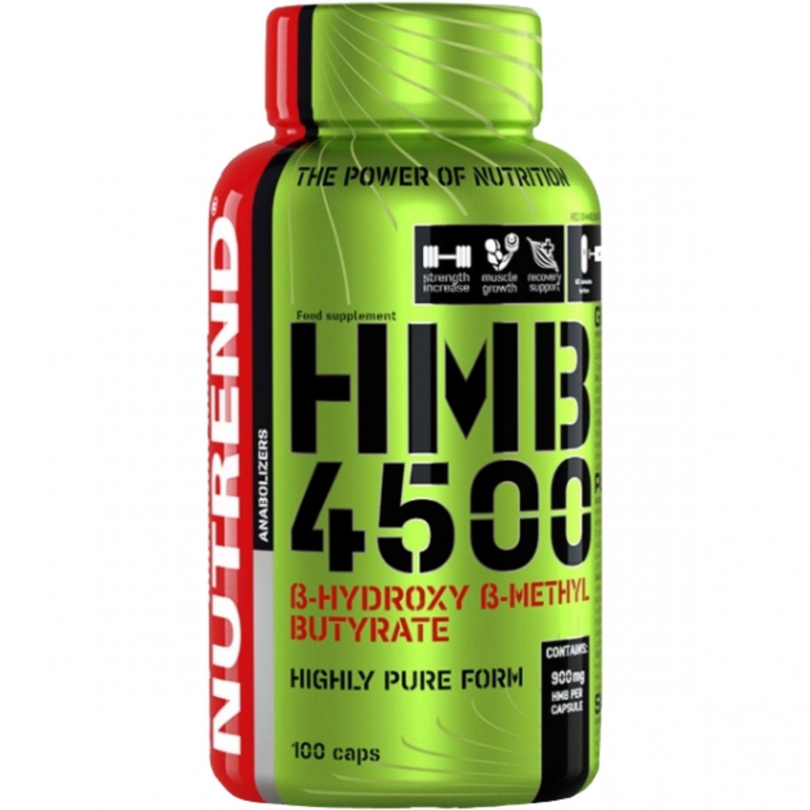 Nutrend HMB 4500 - 100 kapslí