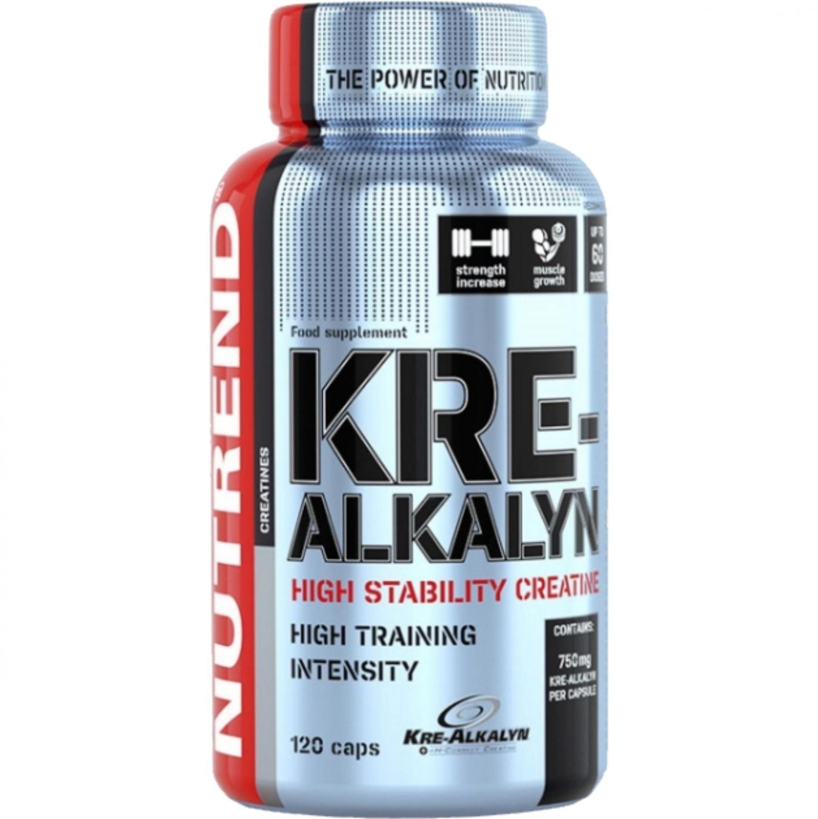 Nutrend KRE-ALKALYN 1500 - 120 cps
