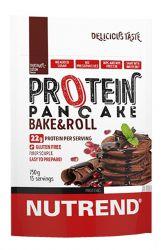Nutrend Protein Pancake 750 g - bez příchutě