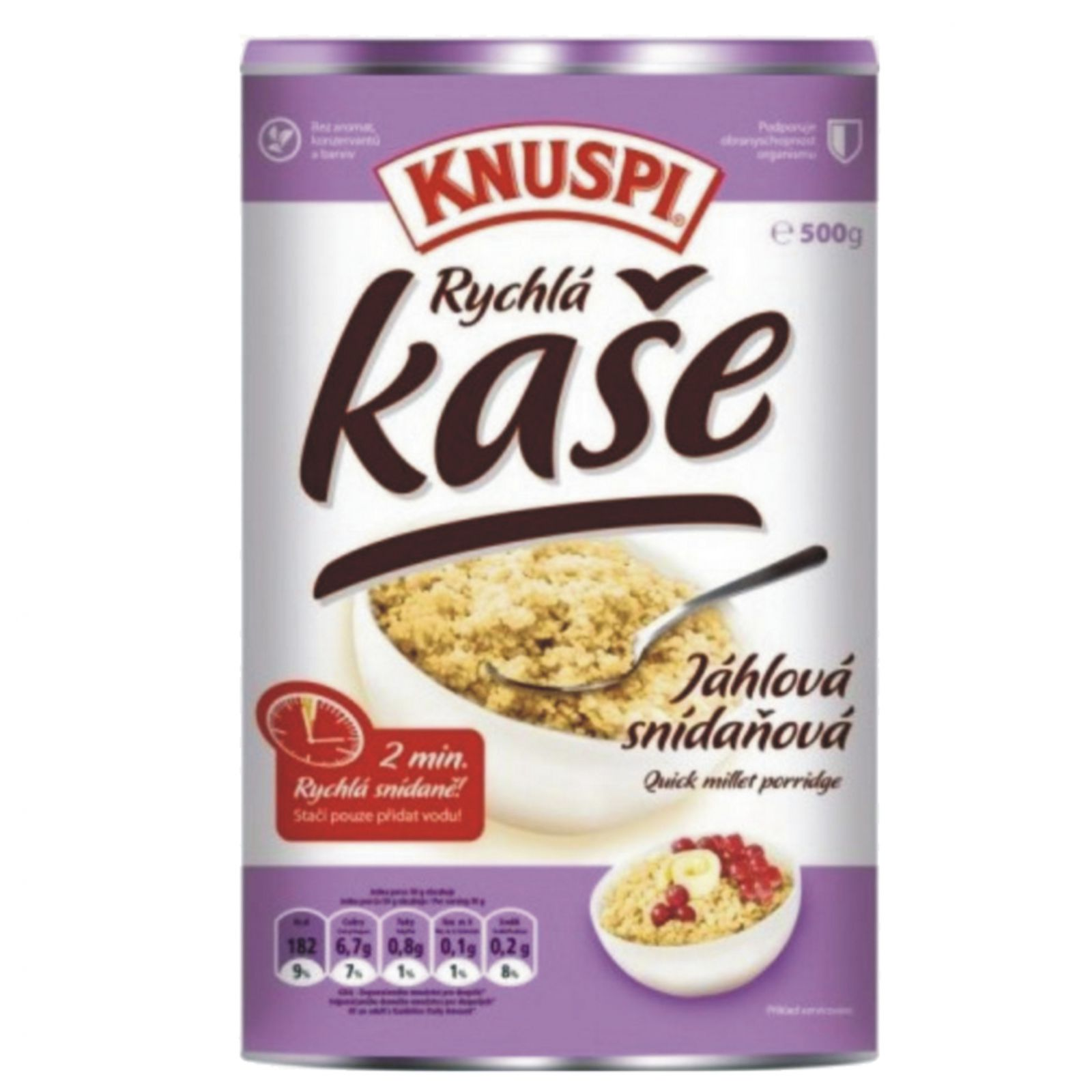 PROM-IN Knuspi Quick Porridge 500 g