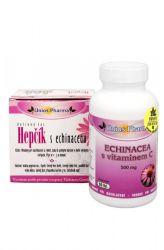 Unios Pharma Echinacea + Vitamin C 500 mg tbl.60