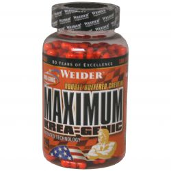 Weider Maximum Krea-Genic 240 kapslí