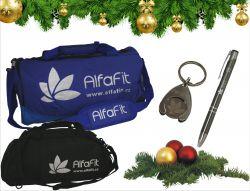 14.12.2017 - AlfaFit naděluje vánoční dárky